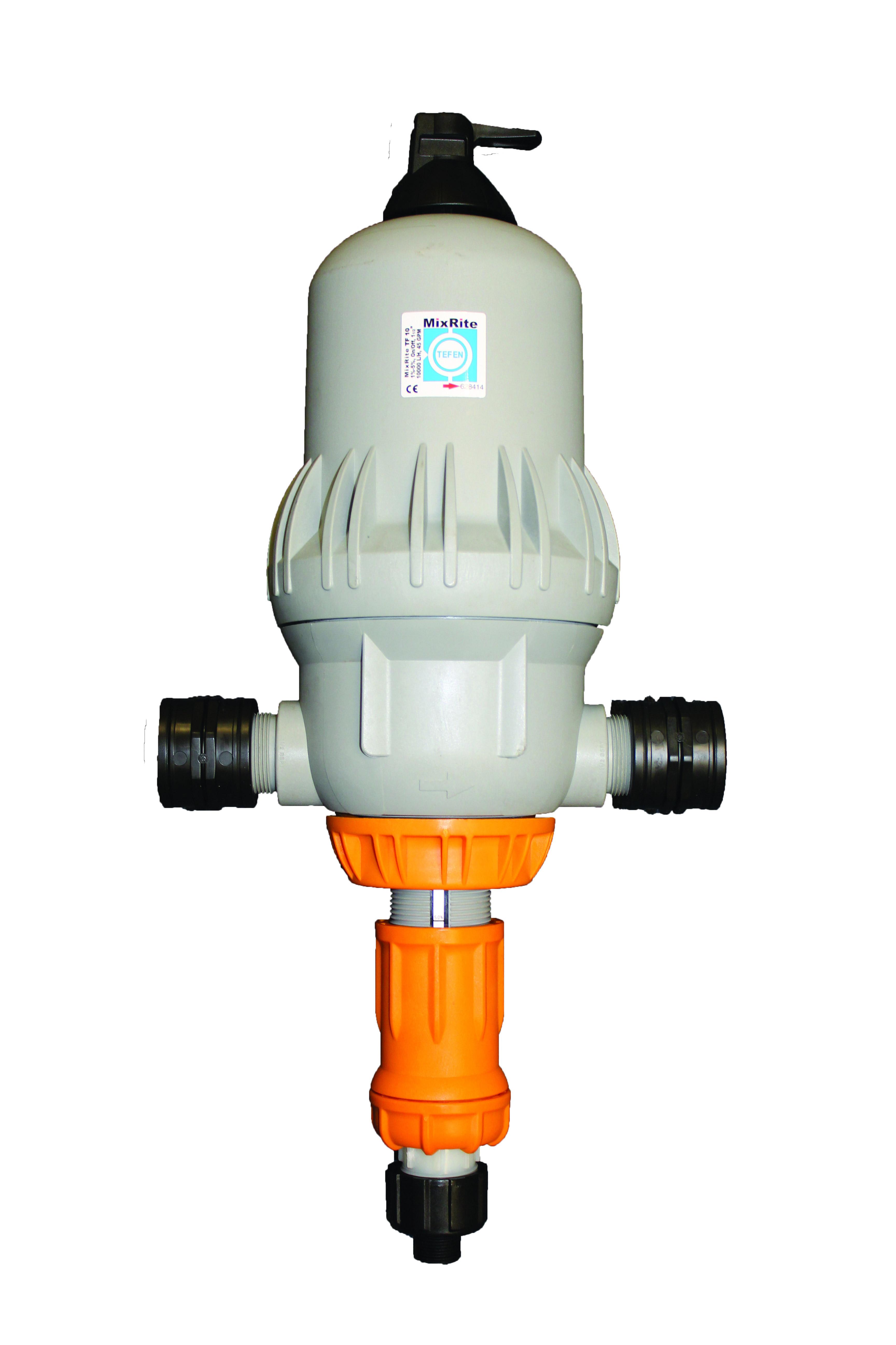 Tefen MixRite dispensers TF10 until 10m³/h